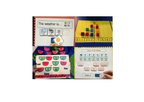 Modified Kindergarten MathActivites