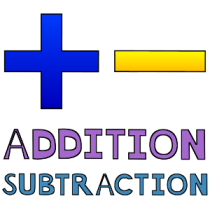 Image result for addition and subtraction clipart transparent