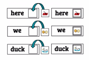 Pre-Primer Dolch Sight Words & Nouns (94) Picture-Word Matching(SPED)
