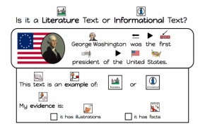 Literature or Informational RL 1.5 (modified for SPED/ELL) – PART2