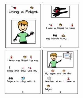Fidgets & Using Our Strategies