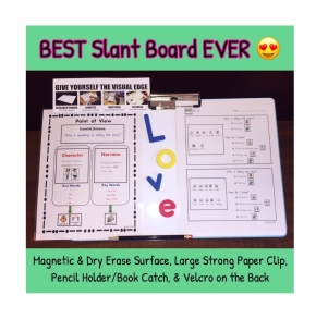 BEST Slant Board EVER!!!
