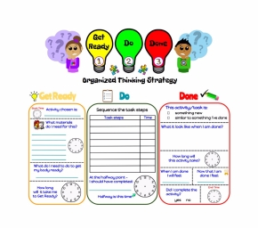 Visual Organization Planning – Autism